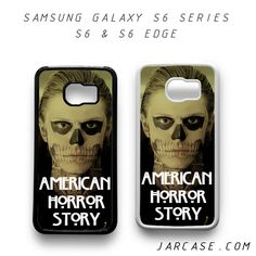 american horror story tate langdon peters collage Phone case for samsung galaxy S6 & S6 EDGE