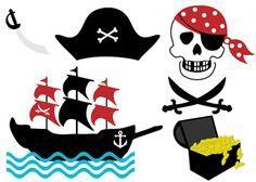 http://www.kindergeburtstagplanen.com/piratenfest-geburtstagsparty Piratenfest als Partymotto für den Kindergeburtstag
