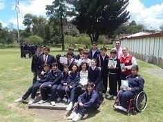 boticaria-graciela: Mis visitas a colegios de Colombia: Parte 2. Coleg...
