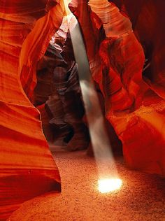 Spotlight on a beautiful spot | Peter Lik