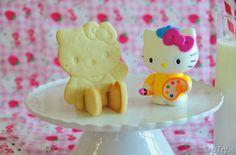 Hello Kitty 3D Butter Cookies