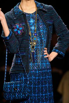 Anna Sui Fall 2013~I'm in love with this whole line