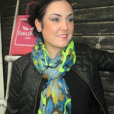 CamoPeace Neon Neon, Neon Colors, Neon Tetra