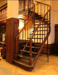 au Palais de justice de Bruxelles Expo, Stairs, Shelves, Home Decor, Brussels, Stairway, Shelving, Decoration Home, Room Decor