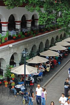 Oaxaca, Mexico - via BeerandBeans.com