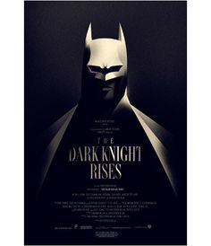 The Dark Knight Rises – Mondo