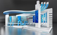 RUSNANO Exhibition concept by IGOR IASTREBOV at Coroflot.com