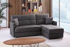 ΕΠΙΠΛΑ ΚΑΘΙΣΤΙΚΟΥ ΜΟΝΤΕΡΝΟΙ ΚΑΝΑΠΕΔΕΣ > Γωνιακός καναπές κρεβάτι με αποθηκευτικό χώρο Par-Yasmin PAR-YASMIN :: ΕΠΙΠΛΑ ΣΠΙΤΙΟΥ ΚΑΙ ΔΙΑΚΟΣΜΗΤΙΚΑ ΕΙΔΗ Sofa, Couch, Furniture, Home Decor, Settee, Settee, Decoration Home, Room Decor, Home Furnishings