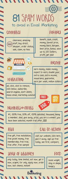Email Marketing Cheat Sheet Infographic  Content Ideas