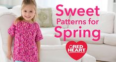 Sweet Patterns for Spring