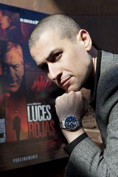 Rodrigo Cortes Tag Heuer, Best Director, Carrera, Bangle, Bracelet Watch, Rings For Men, Watches, Celebrities, Style