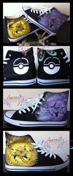 Hey, I found this really awesome Etsy listing at https://www.etsy.com/listing/185280882/custom-painted-converse-style-pokemon
