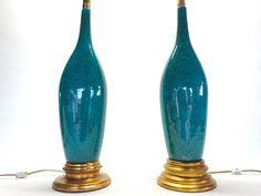 Marcello Fantoni for Marbro Table Lamps.