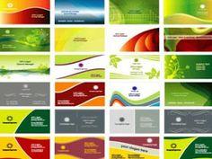 24 mejores imágenes de plantillas para tarjetas de presentacion