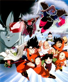 #Poster Dragon Ball Z #movie #pelicula #DBZ #Goku