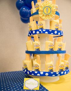403 Best Minion Birthday Parties Images