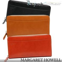 マーガレットハウエル 財布 - Google 検索