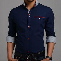 Men's Shirts Fall Fashion 2015