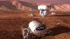 Los chinos quieren plantar legumbres en Marte
