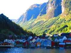 Travel through Sognefjord, the largest fjord in Norway with breathtaking views!