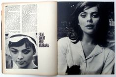 Past Print: twen (selected pages) issue 5 / 1961