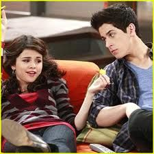 David Henry and Selena Gomez- Wizards of Waverly Place
