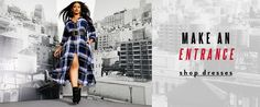 Shop Ashley Stewart for plus size LA LA Anthony x Ashley Stewart clothing, plus size LA LA Anthony activewear + logo shorts + matching 2 piece set + mesh. Plus Size Peplum, Plus Size Kimono, Plus Size Tank Tops, Plus Size Jeans, Plus Size Dresses, Plus Size Outfits, Strapless Tops, African Traditional Dresses, Drape Cardigan