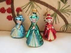 christmas ornament disney flora - - Yahoo Image Search Results