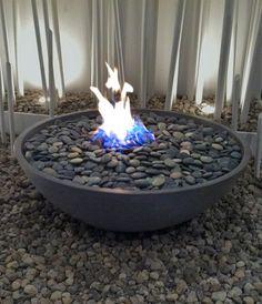 Cast Concrete for Modern Fire Pits | Paloform