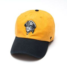 best authentic cb49e 948b4 Pittsburgh Pirates  47 Brand Clean Up Hat