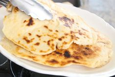 Get the recipe for these pillowy, bacon fat tortillas, that are ready in 15 minutes!   UrbanCowgirlLife.com #flour #tortillas #texmex Recipes With Flour Tortillas, Homemade Flour Tortillas, Bread Recipes, Chicken Recipes, Cooking Recipes, Torta Recipe, Food Challenge, Challenge Accepted, Homemade Chips