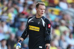 German International Goalkeeper Marc-Andre ter Stegen on his club team Borussia Monchengladbach
