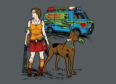 Scooby Doo, post apocalypse