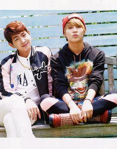 onew & taemin ~