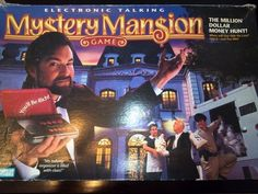 Mystery Mansion | 23 '90s Board Games You Probably Forgot About