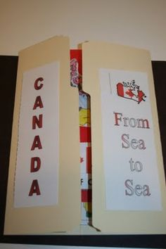 Adventures in Homeschooling: Canada Unit Study for the Geography Fair