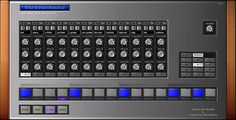 TheDrumSource is VST instrument that is a sample based drum machine. You can load it in any Digital audio workstation (DAW) like Cubase and Minihost. http://www.vstplanet.com/Instruments/VST_Drums2.htm