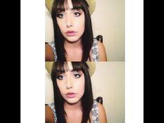 Hannah Snowdon Makeup Tutorial - YouTube