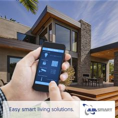Let home automation be the smart living solution for you.