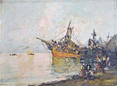 Nicolas De Corsi - Sul molo