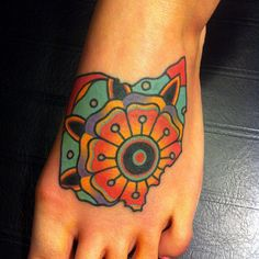 long street collective tattoo // columbus ohio