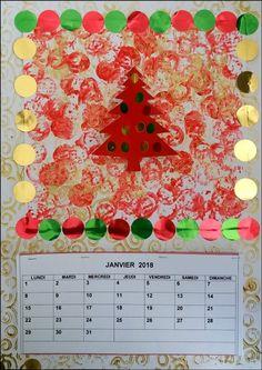 Bientôt la nouvelle année et l'occasion d'offrir des cartes ou des calendriers tout beaux, tout décorés par les enfants... Cette année, une...