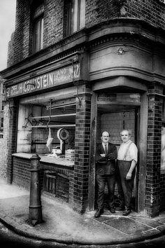 John Claridge 1966 East End, London Victorian London, Vintage London, Old London, 50s Vintage, Vintage Art, Vintage Pictures, Old Pictures, Old Photos, Antique Photos