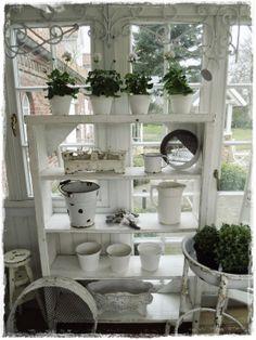 lilleweiss: Wintergarten