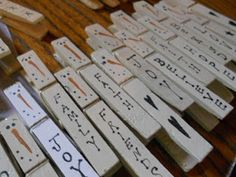 Booth #555: Snowmen Clothespins Magnets (Faith Family Friends)