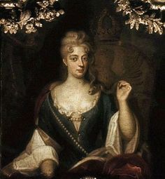 Princess Sophia Dorothea of Hanover (1687 - 1757). Daughter of King George I and Sophia Dorothea of Celle. She married Frederick William I of Prussia and had ten children.