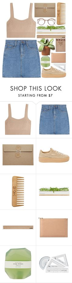 """50 shades of BEIGE"" by angelina188 ❤ liked on Polyvore featuring Jil Sander, Puma, The Body Shop, Bambeco, Artek, Aspinal of London, Pelle and beige"