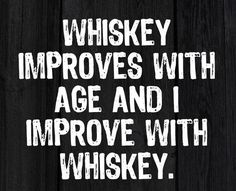 The Whisky Loving Lady Bar Quotes, Funny Quotes, Life Quotes, Funny Memes, Liquor Quotes, Funny Comebacks, Hilarious, Qoutes, Whiskey Meme