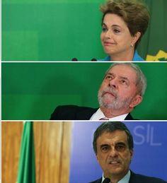 E o que todos esperávamos finalmente aconteceu: Rodrigo Janot se redimiu por ter se manifestado contra a delação premiada e finalmente pediu ao STF autorização para investigar Dilma, Lula eJosé…