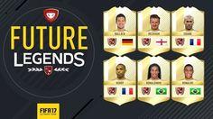 Fifa 17, Cristiano Ronaldo, Wish, Legends, Career, Barcelona Soccer, Carrera, Freshman Year